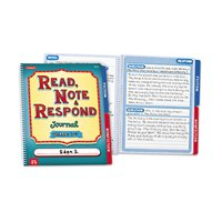 Read, Note & Respond Journal
