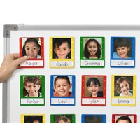 Magnetic Picture Pockets-Set of 20