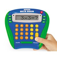 Math Brain Electronic Games