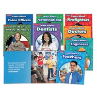 Community Workers Book Set
