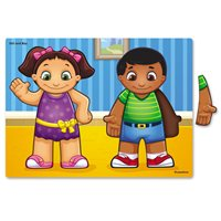Boy And Girl Puzzle