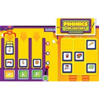 Phonics Fun Factory Interactive Game - Digital Download -Mac