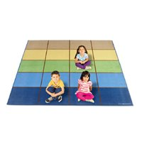 A Place for Everyone Calming Colours Carpet For 20-8'x9'