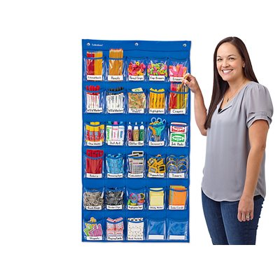 Classroom Supplies Organization Chart
