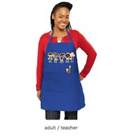All-Purpose Teachers Apron