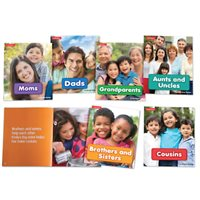 Families Book Set