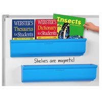 Magnetic Display Shelves