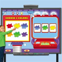 Button Sorting Fun Factory Interactive Game - Digital Download -Mac