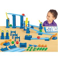 Create-A-Chain Reaction STEM Kit - Pre K-Gr. 2 - Master Set