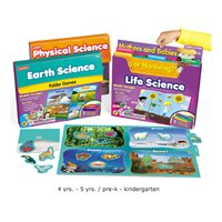 Early Science File Foldr Games-Set