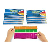 Comparing Fractions Flip Books - Set of 10
