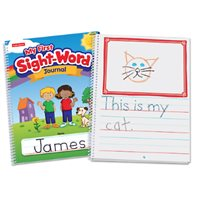 My First Sight-Word Journal