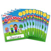 My First Sight-Word Journal- Set of 10