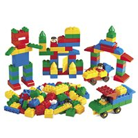 Best-Buy Jumbo Bricks - Class Set (180 pieces)