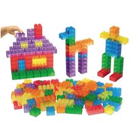 Crystal Building Blocks