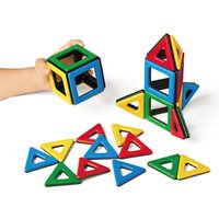 3-D Magnetic Builders-Starter Set