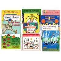 Math Stories Paperback Library