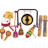 Instruments from Around the World Collection