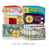 Favourite Picture Book Read-Alongs - Set 1