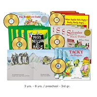 Favourite Picture Book Read-Alongs - Set 2