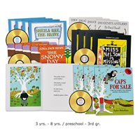 Favourite Picture Book Read-Alongs - Set 3