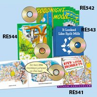 Goodnight Moon Cd Read-Along