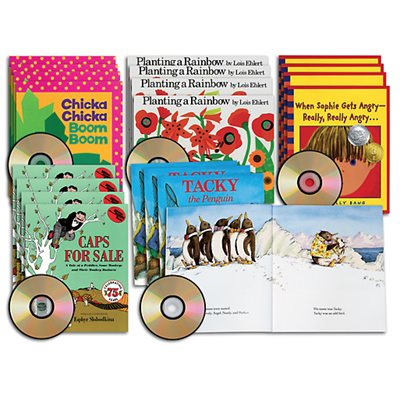 Classroom Classics Read-Alongs - Set 2