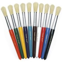 Your Classroom Best Buy Brushes-Pk of 10