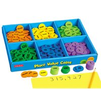 Place Value Coins