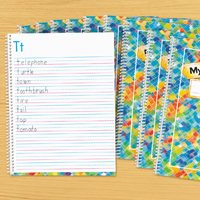 My Word Journal - Set Of 10