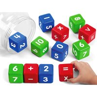 Giant Equation Dice