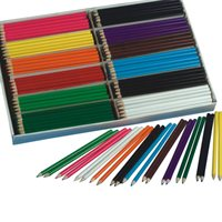 Colour Splash Coloured Pencils - Pk 240