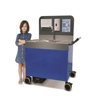 Portable Sink Small - Child Size - Premium Model