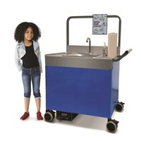 Portable Sink Small - Kids -Base Model