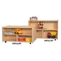 Smart Solutions Small Double-Sided Unit-Natural