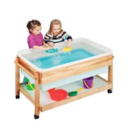 Large Hardwood Sand & Water Table