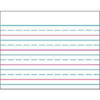 Handwriting Paper Wipe-Off Charts