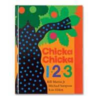 Chicka Chicka 123 - Hardcover - photo#12