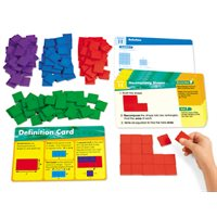 Build & Learn Area & Perimeter Kit
