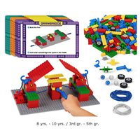 Building Brick Stem Challenge Kit