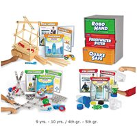 Real-World Stem Challenges- Whole- Class Kit Gr. 4-5