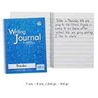 Writing Journal-Gr. 2-3