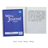 Writing Journal-Gr. 3-4