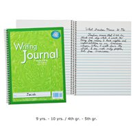 Writing Journal-Gr. 4-5
