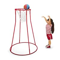 Beginner's Basketball Portable Hoop