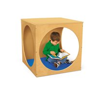 Quiet Time Privacy Cube
