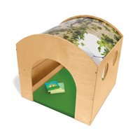 Nature Reading Haven with Floor Mat Set