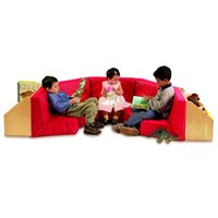 Whitney Brothers Reading Nook - Set Of 5 Units (WB8010 x 5)