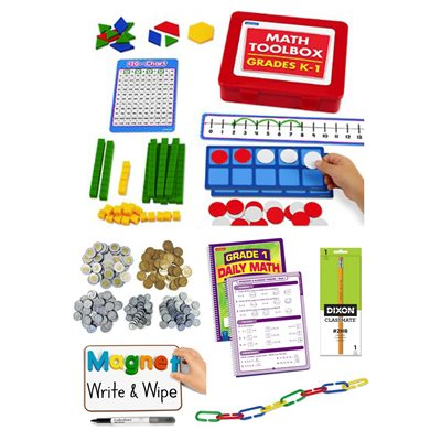 Number Sense At-Home Learning Kit - K-2