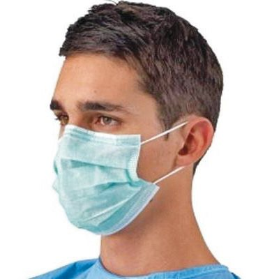 Adult Disposable Mask - Level 1 - Box of 50